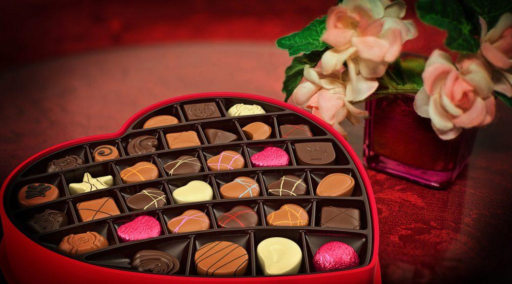 bedankt chocolade